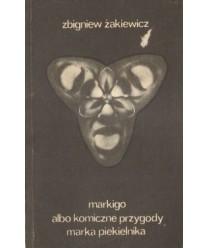 Markigo albo komiczne przygody Marka piekielnika