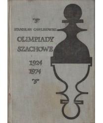 Olimpiady szachowe 1924 - 1974