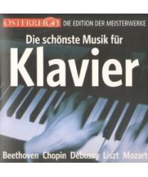 Die schönsten Musik für Klavier