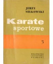 Karate sportowe. cz.3