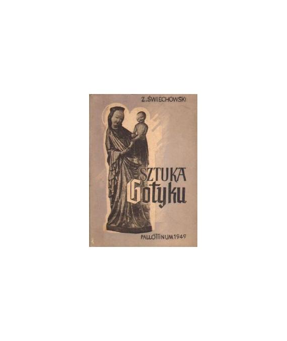 Sztuka gotyku z 80 ilustracjami