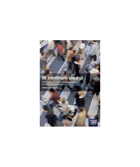 W centrum uwagi. Podręcznik zakres podstawowy + CD