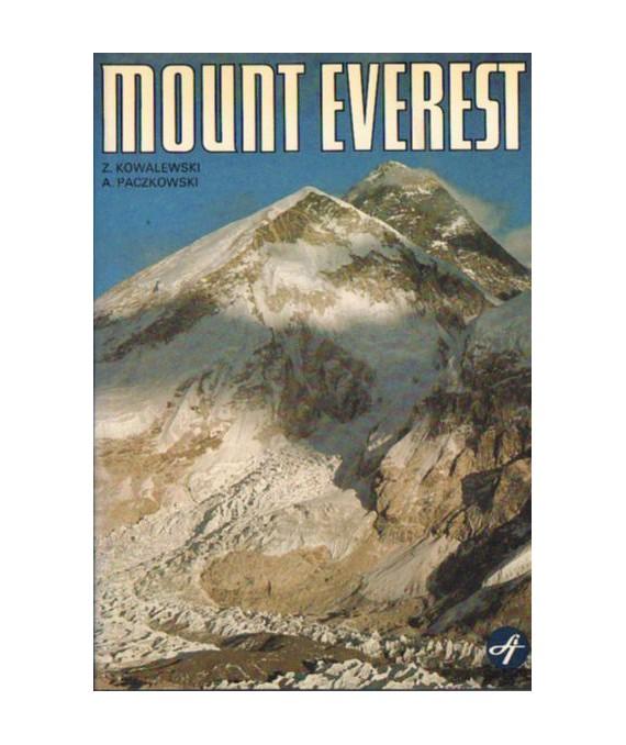 Mount Everest. Dzieje zdobycia i podboju