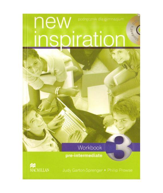 New Inspiration 3. Workbook + CD
