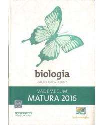Vademecum Matura 2016 Biologia zakres rozszerzony