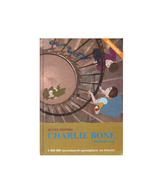 Dzieci Czerwonego Króla cz. III: Charlie Bone i niebieski wąż