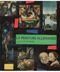 La peinture allemande aux XV et XVI siecles en tchécoslovaquie