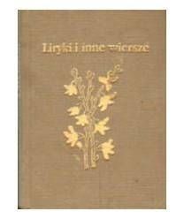 Liryki i inne wiersze