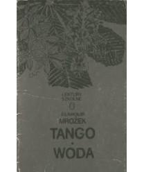 Tango, Woda